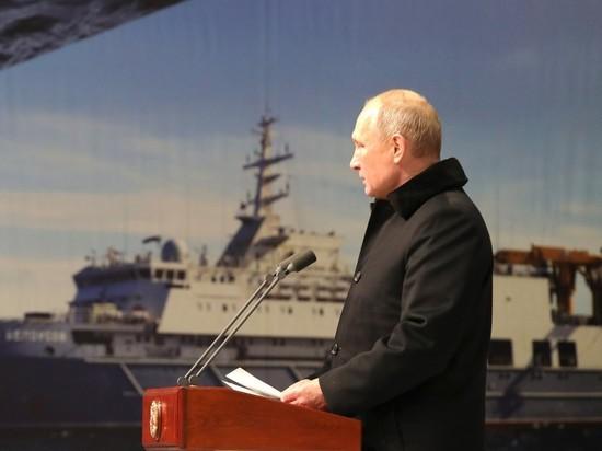 Стало известно о тайном указе Путина по списанию долгов «оборонки»
