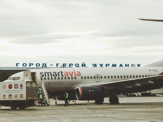 В аэропорту «Мурманск» усилили контроль над китайскими туристами