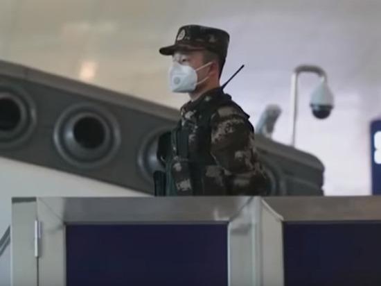 СМИ: китайские власти закрыли еще один город из-за коронавируса