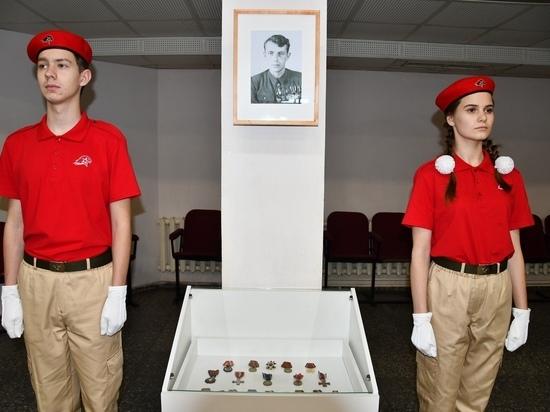 В Андреаполе почтили память почетного гражданина города