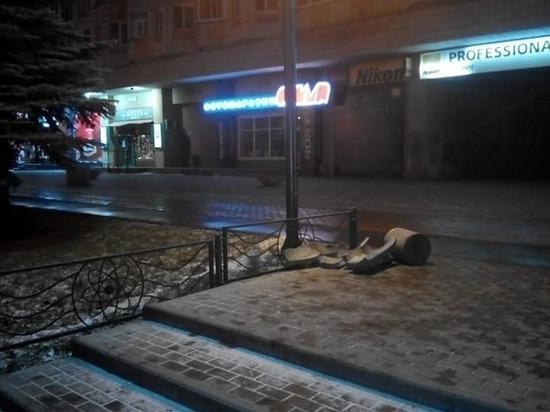 В Обнинске ищут устроивших погром в центре города