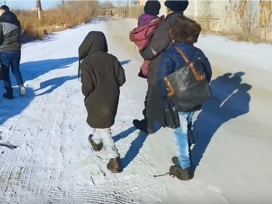 Дети в Чите оказались в «заброшке» из-за плохой работы соцорганов – СК