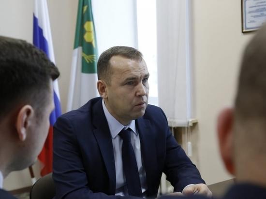 Шумков договорился с Миллером о газификации Куртамыша