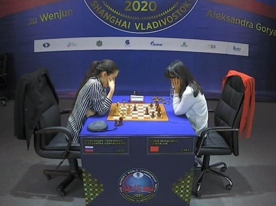Ямальская спортсменка проиграла бой за мировую шахматную корону