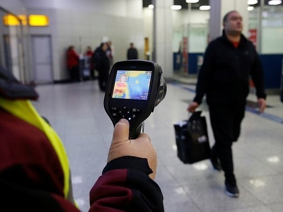 В Хакасии прилетающих из Азии проверяют на наличие коронавируса