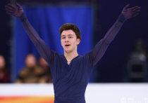 Петербургский фигурист Дмитрий Алиев стал Чемпионом Европы-2020