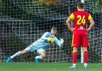 Тульский «Арсенал» обыграл «Сепси» в контрольном матче в Турции