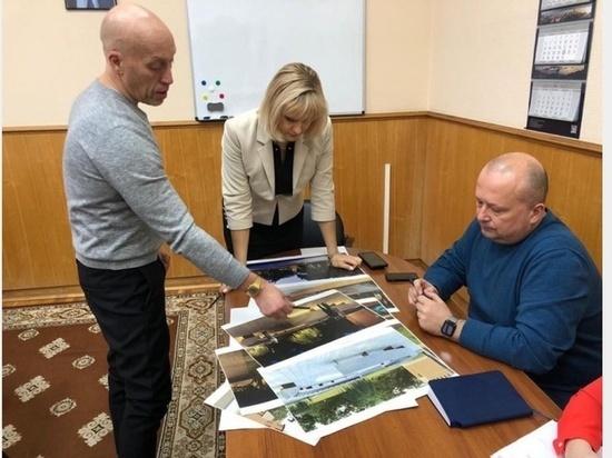 В Смоленске готовятся приступить к благоустройству территорий