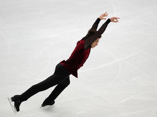 Дмитрий Алиев вернул России европейское «золото» в мужском одиночном катании
