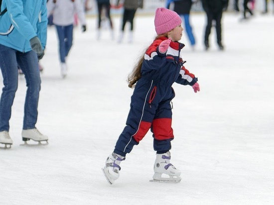 В Иванове открылся еще один ледовый каток