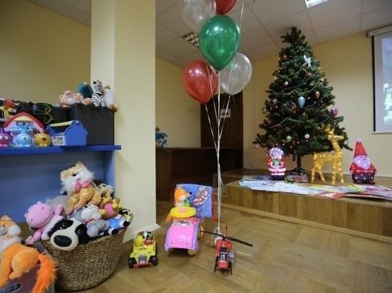 Медики и священники провели в Волгограде рождественскую ярмарку