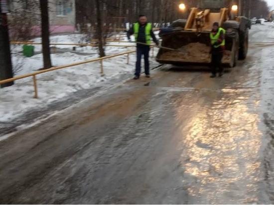 Чебоксарка, сломавшая руку из-за гололеда, взыскала с коммунальщиков 78 тысяч рублей
