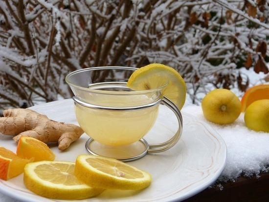 Названы четыре полезных зимних напитка