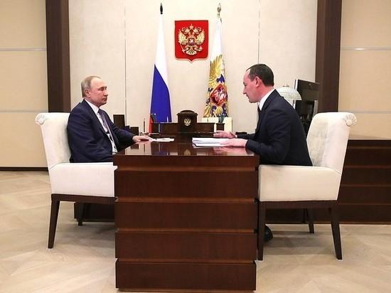 На встрече с Путиным глава «Россетей» подвел итоги работы компании