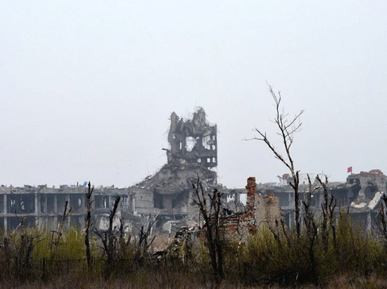 Жители Донецка сообщили об обстрелах украинцами жилых кварталов из тяжелого оружия