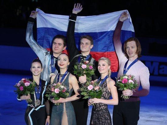 У нас есть чемпионы: Бойкова и Козловский – самый чистый кайф