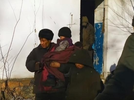 Найденные в читинской «заброшке» дети просят встречи с братом