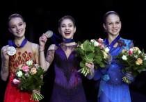 Российские фигуристы впервые за 14 лет взяли все золото чемпионата Европы