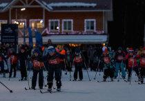 Вячеслав Веденин открыл ночные лыжные гонки в Туле