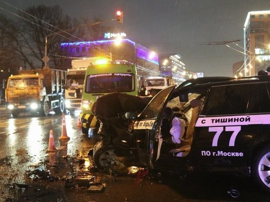 Пострадавшая раскрыла подробности массовой аварии на северо-востоке Москвы