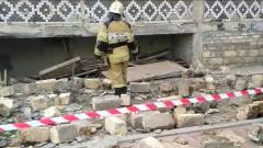 В Махачкале в жилом доме взорвался газ: кадры разрушений