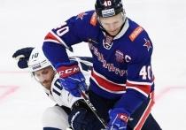 СКА победил нижегородское «Торпедо»