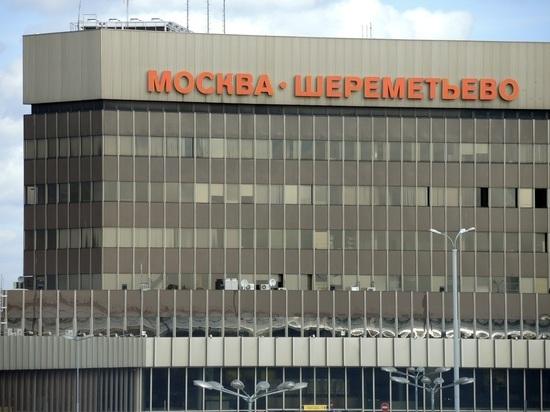 Мужчина прилетел в Шереметьево и бросил там своих детей