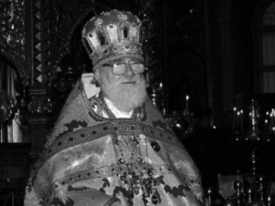 Умер почетный настоятель Богоявленского собора Москвы