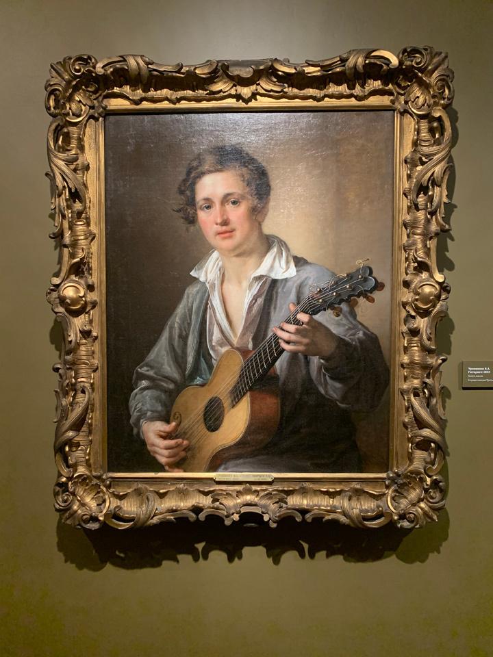 Музей Тропинина воссоздал музыкальную эпоху начала ХIХ века