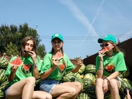 Арбузный фестиваль в Камышине стал финалистом премии «Серебряный Лучник-Юг»
