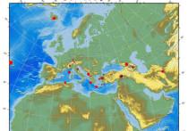Землетрясение магнитудой четыре балла произошло в Северной Осетии