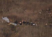 Очевидец рассказал подробности гибели Коби Брайанта: «Это был огненный шар»