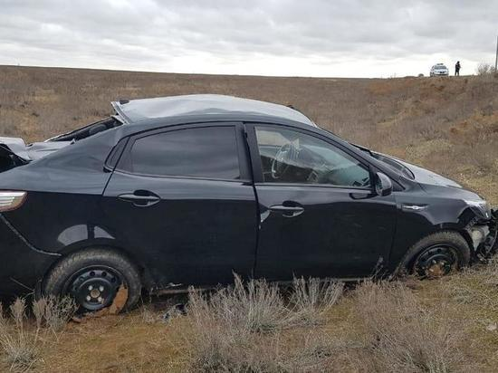 В Калмыкии по вине водителя пострадал ребенок
