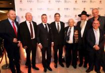В Иерусалиме состоялось торжество посвященное открытию мемориала защитникам Ленинграда