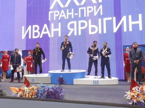 Дагестанские борцы завоевали 17 медалей