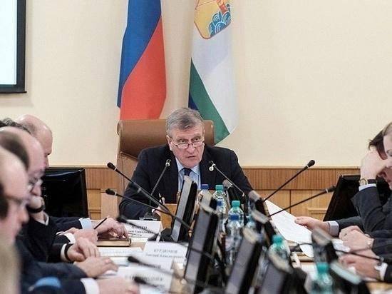 Губернатор Кировской области раскритиковал работу мэрии
