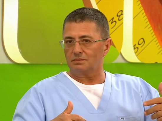 Доктор Мясников объяснил, зачем нагнетается паника из-за коронавируса