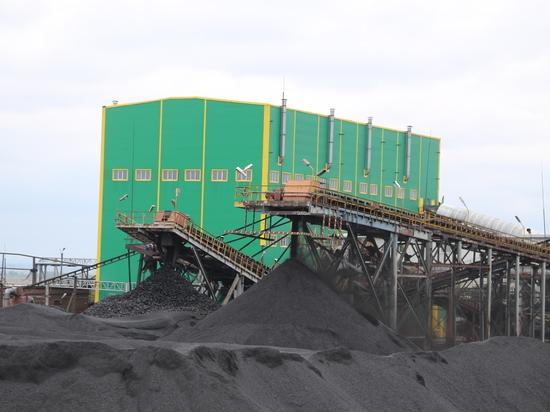 «Русский Уголь» модернизировал обогатительную фабрику в Хакасии