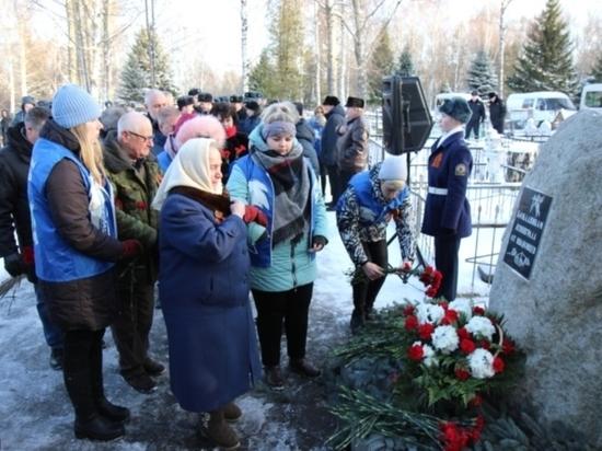 В Иванове прошел митинг памяти жертв блокадного Ленинграда