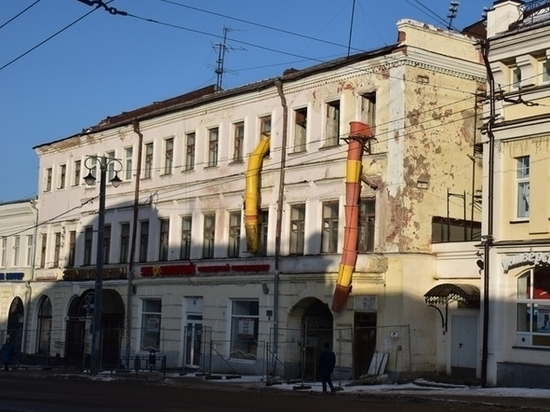 Во Владимире отремонтируют дом купца Васильева