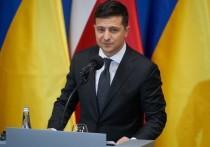 Зеленский в Польше заявил о спасении узников Аушвиц-Биркенау украинцами