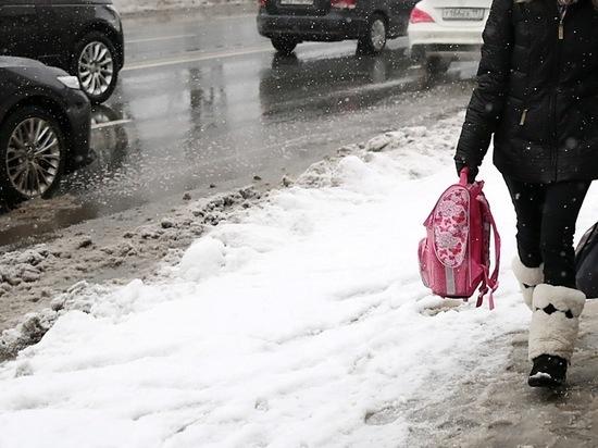 В Подмосковье девочка умерла по пути в школу