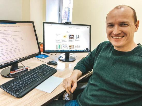 Астраханец создал компьютерную программу, вышедшую на рынок России и ближнего зарубежья