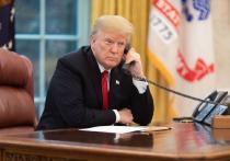 Трамп и Эрдоган провели телефонные переговоры по Ливии и Сирии