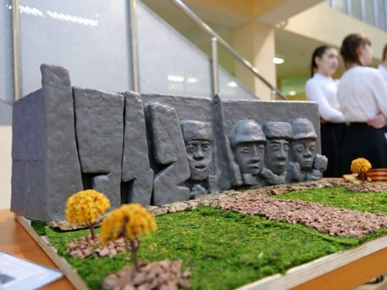 Памятник тюленю и звуки войны: в Новом Уренгое выбрали лучшие школьные макеты ко дню Победы