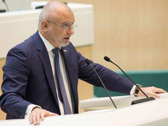 Сенатор Клишас пообещал россиянам рост благосостояния в результате изменения Конституции