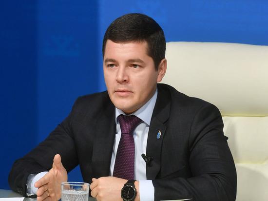 Губернатор ЯНАО разделил с Собяниным место в рейтинге активности глав регионов в Instagram