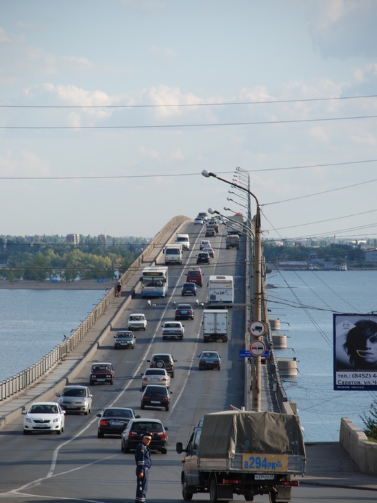 В Саратовской области взялись  за ремонт мостов