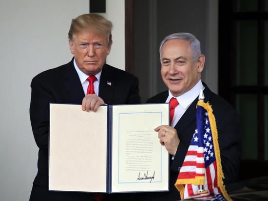 Ближневосточная «сделка века» Трампа вызвала слишком много вопросов