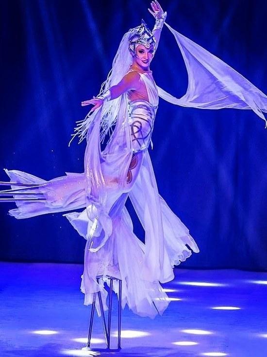 Германия: Розыгрыш билетов на Фантастическое шоу «Триумф» от Cirkus one ice